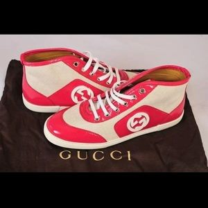 Brand New GUCCI Women's Authentic Snickers